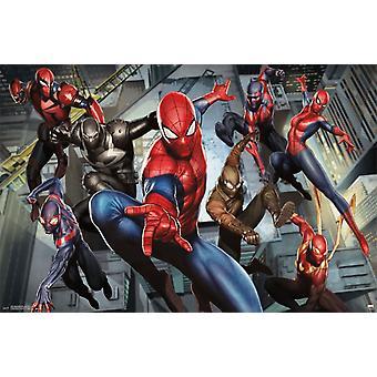 Poster - Studio B - Ultimate Spiderman - Characters 23