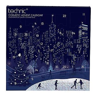 Technic City Scape Cosmetic Filled Advent Calendar