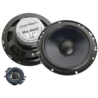 Mac audio Mac Mobile 2.17, 2-way component system, new