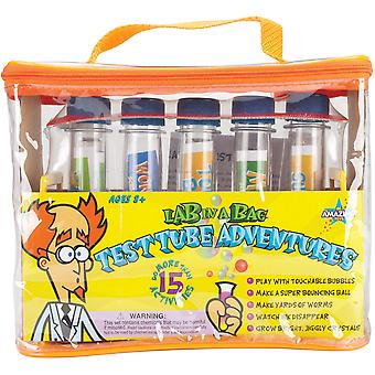 Test Tube Adventures Lab In A Bag Kit Bat4420