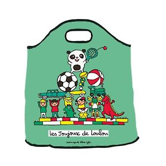 Derrière la Porte Toys Bag Green Child Loulou