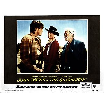 The Searchers Movie Poster Masterprint