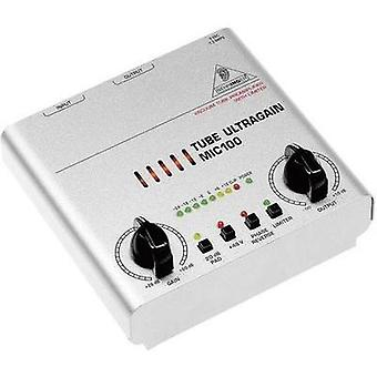 1-channel Microphone preamplifier Behringer MIC100