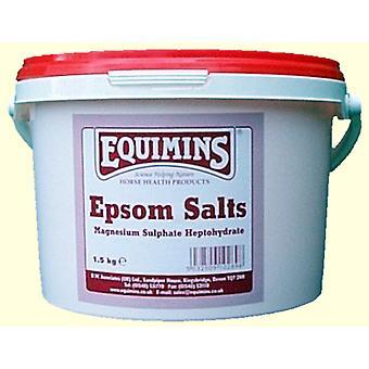 Equimins Epsom salte 1,5 kg