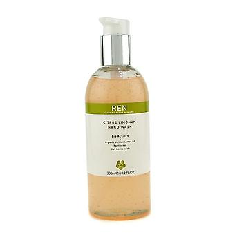 Ren Citrus Limonum Hand Wash 300ml/10.2oz