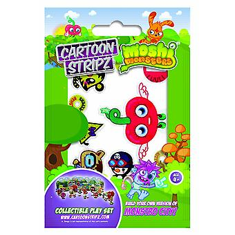 CARTOON STRIPZ | MOSHI MONSTERS | Kleine Cartoon-Strips | Ideale partij tas Item