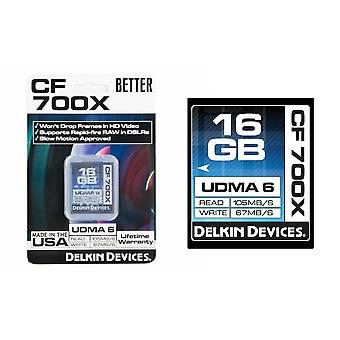 16GB Compact Flash 105MB/s for Digital SLR Cameras.