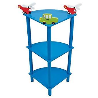 Legler Shelving Corner, Blue (Decoration , Child's , Organizers)