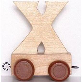 Legler Letter train car X (Babies and Children , Toys , Others)