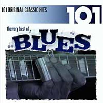 101 - the Very Best of Blues von Various Artists