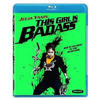 This Girl Is Badass [BLU-RAY] USA import
