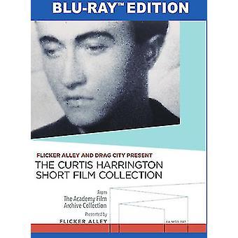 Curtis Harrington korte Film samling [Blu-ray] USA importerer