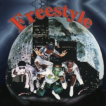 Freestyle - Freestyle [CD] USA import