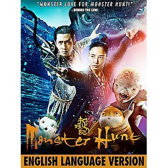 Monsterjagd [DVD] USA importieren