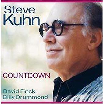 Steve Kuhn - Nedtælling [CD] USA import