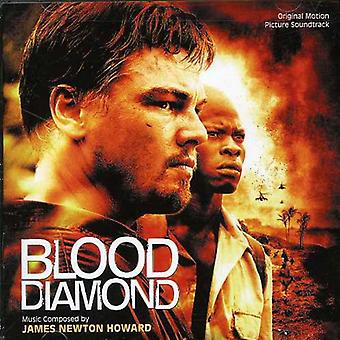 Various Artists - Blood Diamond [Original Motion Picture Soundtrack] [CD] USA import