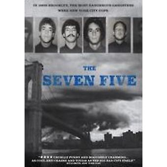 Seven Five [DVD] USA import