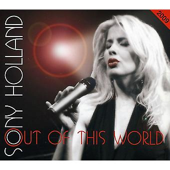 Sony Holland - Out of This World 2009 [CD] USA import