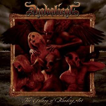 Diabolical - galleri af blødning kunst [CD] USA import