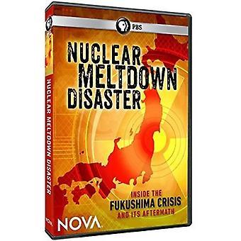 Nova: Nuclear Meltdown Disaster [DVD] USA import