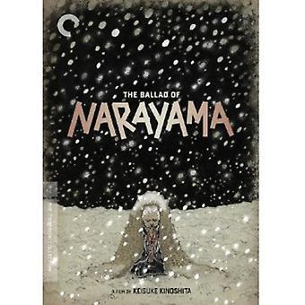 Balladen om Narayama [DVD] USA import