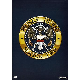 Frisky Dingo: Sæson 2 [DVD] USA import