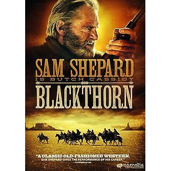 Blackthorn [DVD] USA import