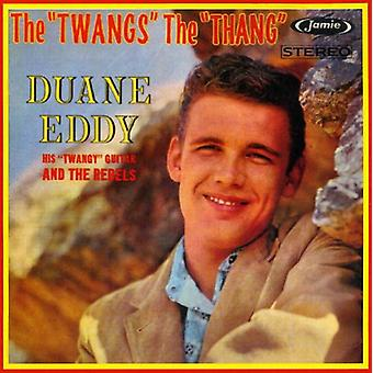 Duane Eddy - Twangs Thang [CD] USA importen