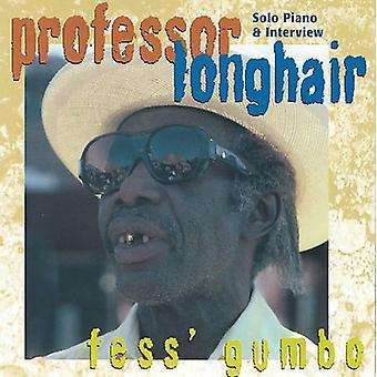 Professor Longhair - Fess' Gumbo [CD] USA import