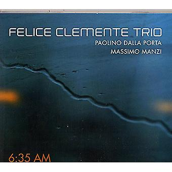 Felice Clemente - 6:35 Am [CD] USA import