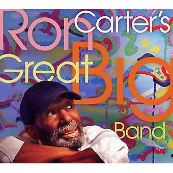 Ron Carter - Ron Carters store Big Band [CD] USA import