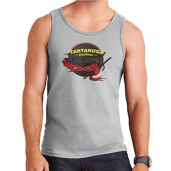 Tartaruga brødre Teenage Mutant Ninja Skildpadder Raphael mænds Vest