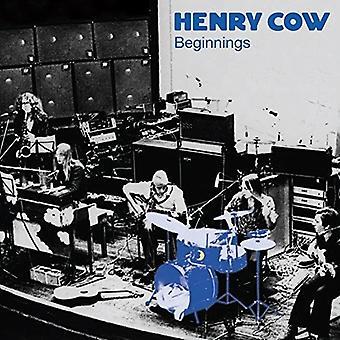 Henry Cow - Vol.1: Begyndelse [CD] USA import