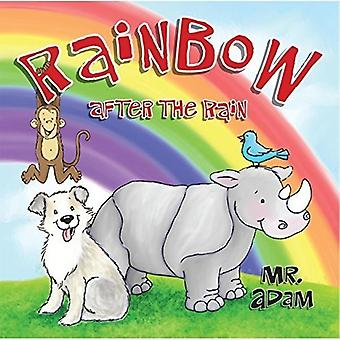Mr. Adam - Rainbow After the Rain [CD] USA import