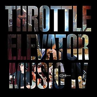 Throttle Elevator musik / Kamasi, Washington - Throttle Elevator musik I V [CD] USA import