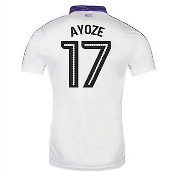 2016-17 Newcastle Third Shirt (Ayoze 17)