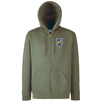 Kommando Spezialkra?fte German Special Forces - Zipped Hoodie Jacket
