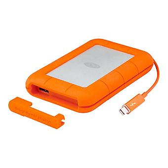 LaCie Rugged Thunderbolt 4 TB USB 3.1 Type/integrated cable