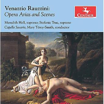 Rauzzini / Hill / True / Savaria / Terey-Smith - Opera Arias & Scenes [CD] USA import