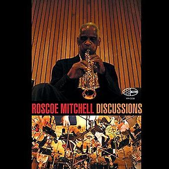 Mitchell * Roscoe - diskussioner [Vinyl] USA importerer
