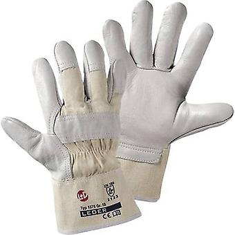 worky 1575 BASALT Glove Cowhide full-grain leather Size (gloves)
