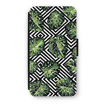 Samsung Galaxy A5 (2017) Flip Case - Geometric jungle