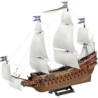Revell 5719 Vasa Watercraft assembly kit 1:150