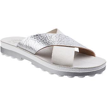 7e3851f3108 Fantasy dame/damer Charis Slip-On krydse Over sommer sandaler