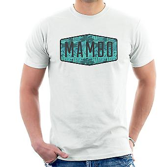 Mambo Leaf Encounter Art Men's T-Shirt