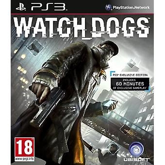 Watch hunde (PS3)