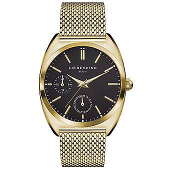 LIEBESKIND BERLIN ladies watch wristwatch LT-0041-MM