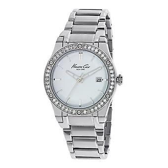 Kenneth Cole New York women's wrist watch analog quartz stainless steel 10022787
