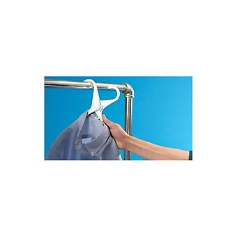 Solo-Smart clothes hanger. 4-pack-Grey