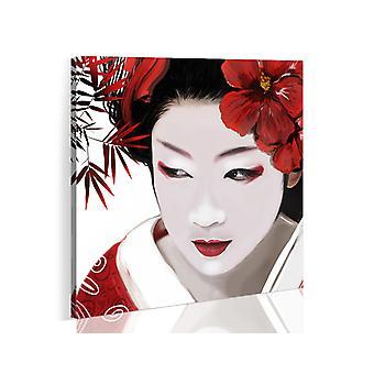 Canvas Print - Japanese Geisha